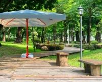 Şemsiye Evi Bahçe Şemsiyesi Örnek Model -30
