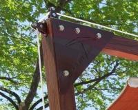 Şemsiye Evi Bahçe Şemsiyesi Örnek Model -40