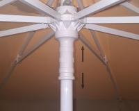 Plaj Şemsiyesi - Kiwi Klips Model 8 Kollu - 04