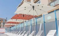 Plaj Şemsiyesi - Kiwi Klips Model 8 Kollu - 25