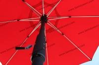 Lüks Teleskopik Bahçe Şemsiyesi - 006