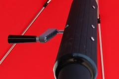 Lüks Teleskopik Bahçe Şemsiyesi - 009