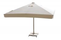 Mega Manuel Teleskopik Şemsiye Üstten Görünüm