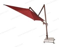Yandan Direkli Plus Model Şemsiye Açı Verme