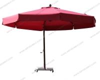 Yandan Direkli Yuvarlak Şemsiye - 18