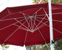Yandan Direkli Yuvarlak Şemsiye - 05