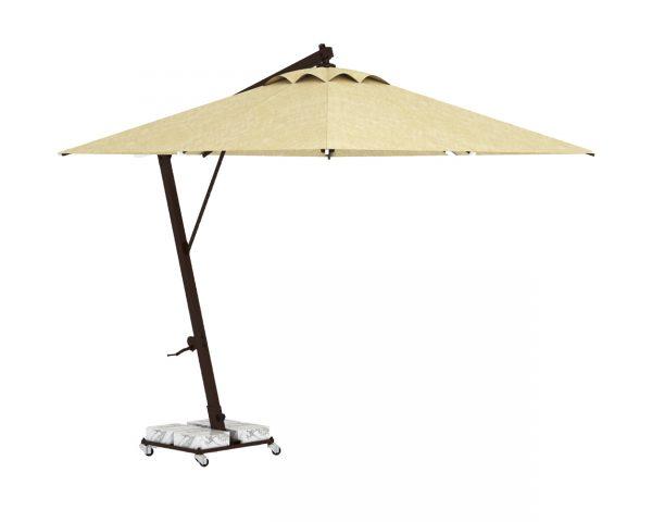 Yandan Direkli Mega 10 Kollu Şemsiye