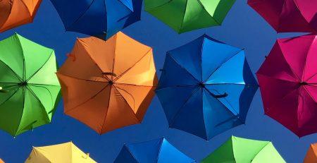 Bahçe Şemsiyelerinizi Renklendirin