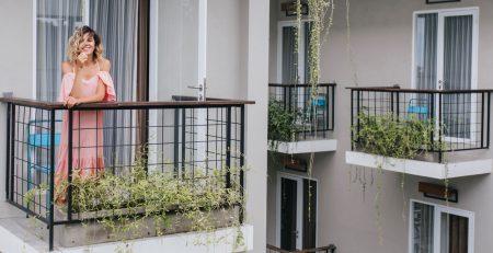 Küçük balkonlar için şemsiye önerileri